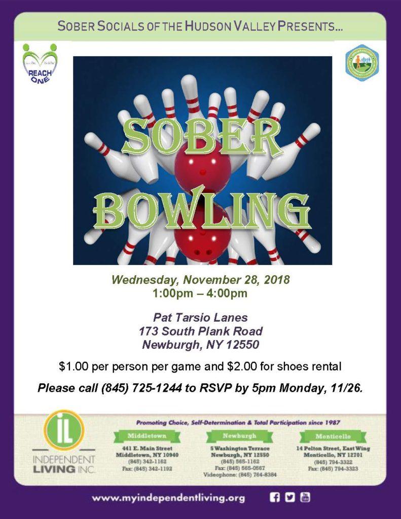 Bowling @ Pat Tarsio Lane